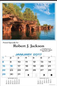 Promotional Wall Calendars-611