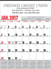 Promotional Contractor Calendars-646
