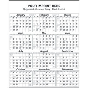 Promotional Contractor Calendars-731