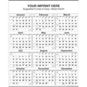 Promotional Desk Calendars-731