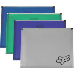 Translucent envelope with gusset,