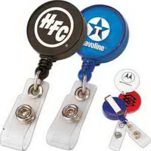 Promotional Retractable Badge Holders-336