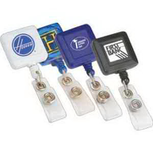 Promotional Retractable Badge Holders-337