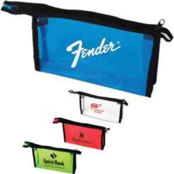 Zipper PVC Bag with