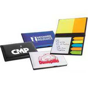 Executive sticky note book.