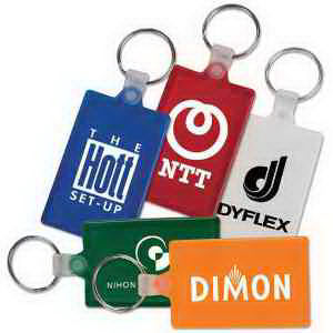 Promotional Plastic Keychains-4751