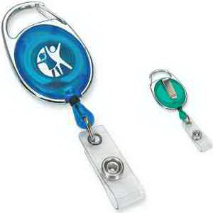Promotional Retractable Badge Holders-RBR-SC/PC
