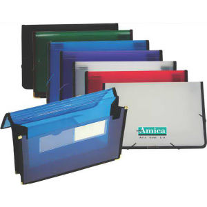 Promotional Vinyl ID Pouch/Holders-301