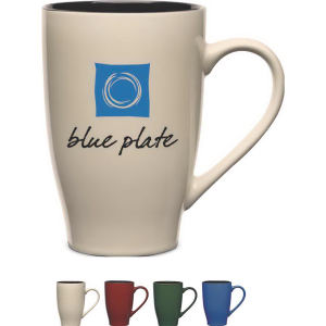 Mug with brilliant earth