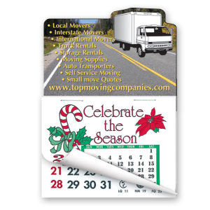 Promotional Magnetic Calendars-BL-5068