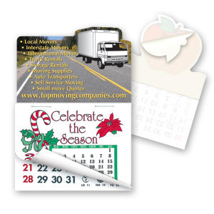 Promotional Magnetic Calendars-BL-6318