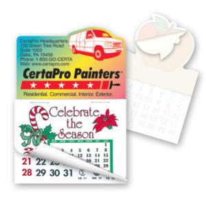 Promotional Magnetic Calendars-BL-6319