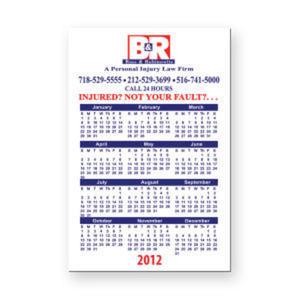 Promotional Magnetic Calendars-BL-5160C-20