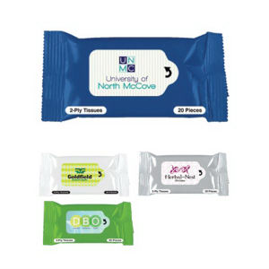 Promotional Tissues/Towelettes-9009