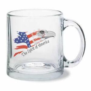 Promotional Glass Mugs-NGM