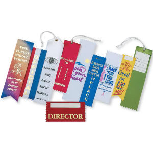 Promotional Award Ribbons-700850