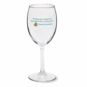 Wine goblet, 10 oz.