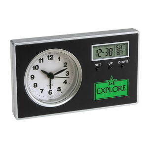 Promotional Desk Clocks-DIGI0045