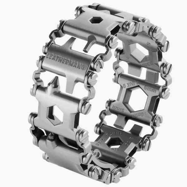 Leatherman - Stainless steel