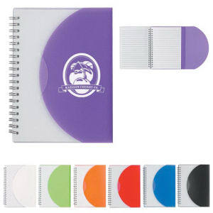 Spiral notebook, 5