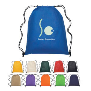 Non-woven sports pack with
