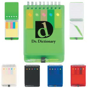 Promotional Jotters/Memo Pads-1377