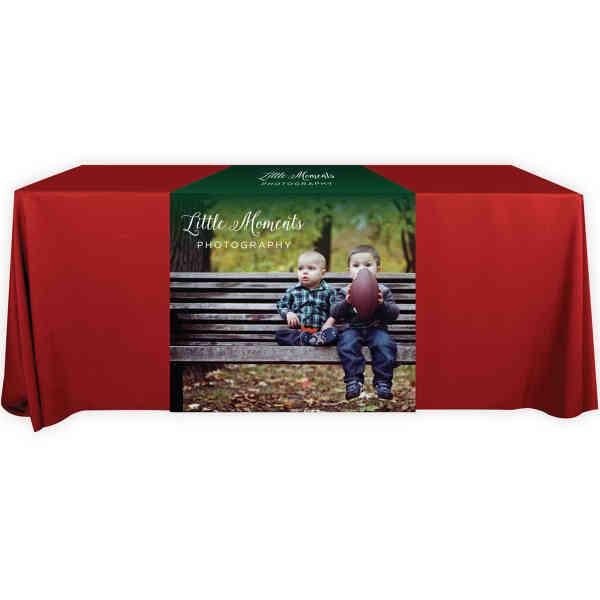 Dye Sublimation Table Runners
