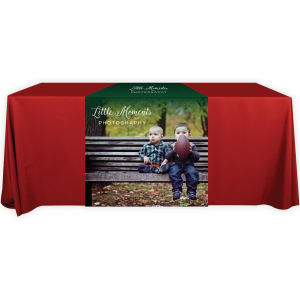 Dye Sublimation Table Runner