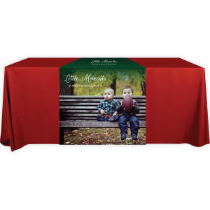 Dye Sublimation Table Runners/