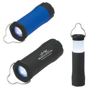 Extending lantern flashlight.