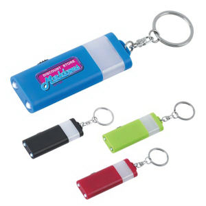 Promotional Plastic Keychains-128