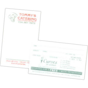 Promotional Jotters/Memo Pads-40112