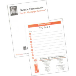 Promotional Jotters/Memo Pads-40142