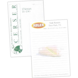 Promotional Jotters/Memo Pads-40152