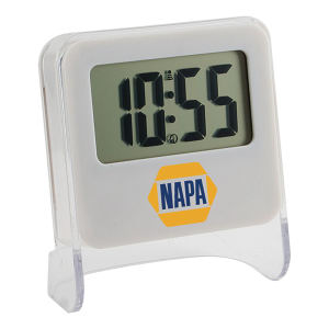 Promotional Desk Clocks-GOGRN0021