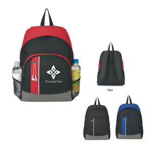 Silk-Screen - Backpack with