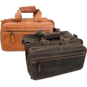 Promotional Leather Portfolios-CS596SB