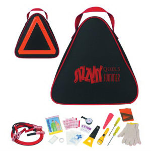 Auto safety kit with