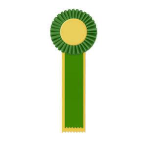 Promotional Award Ribbons-RO-308M2