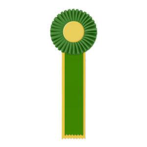 Promotional Award Ribbons-RO-411M2