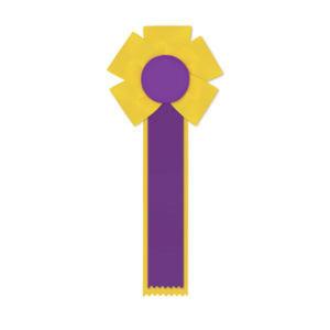 Promotional Award Ribbons-RF-410M2