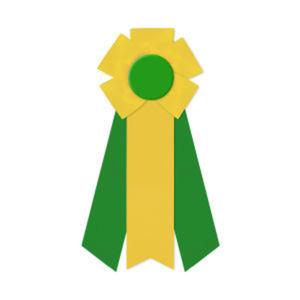 Promotional Award Ribbons-RF-4103