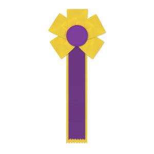 Promotional Award Ribbons-RF-512M2
