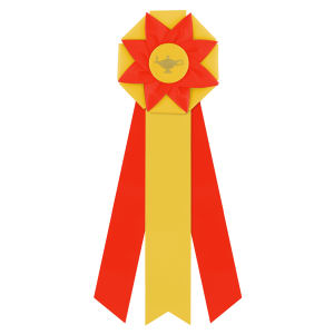 Promotional Award Ribbons-R2F-45143