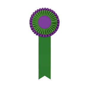 Promotional Award Ribbons-R2O-512M