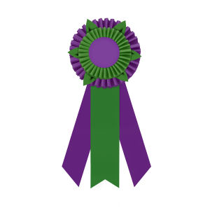 Promotional Award Ribbons-R2OF-5123