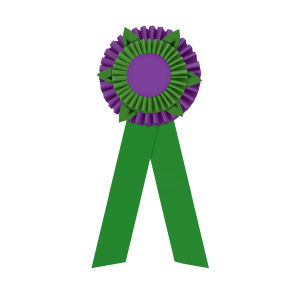 Promotional Award Ribbons-R2OF-5123LR
