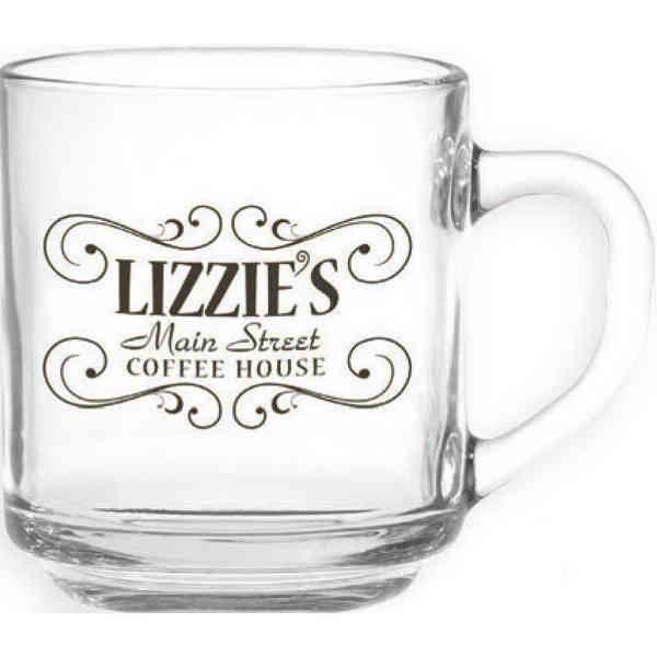 10 oz. coffee mug