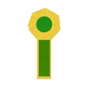 Promotional Award Ribbons-RFF-4510M2