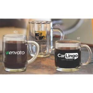 Promotional Glass Mugs-415